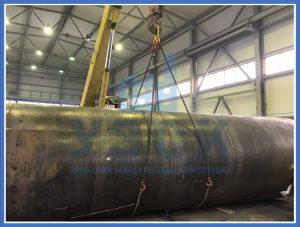 Резервуар РВС стальной в Бресте